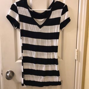 Rue 21 Striped Shirt